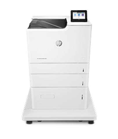 HP ENTERPRISE SERIES PRINTERS