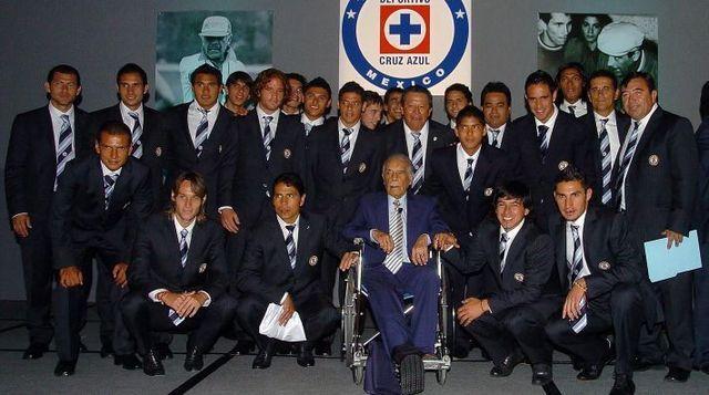 Cruz Azul organizan homenaje póstumo a Don Nacho Trelles