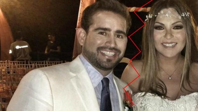 Mariana Ochoa de OV7 se divorcia de Christian Eskenazi
