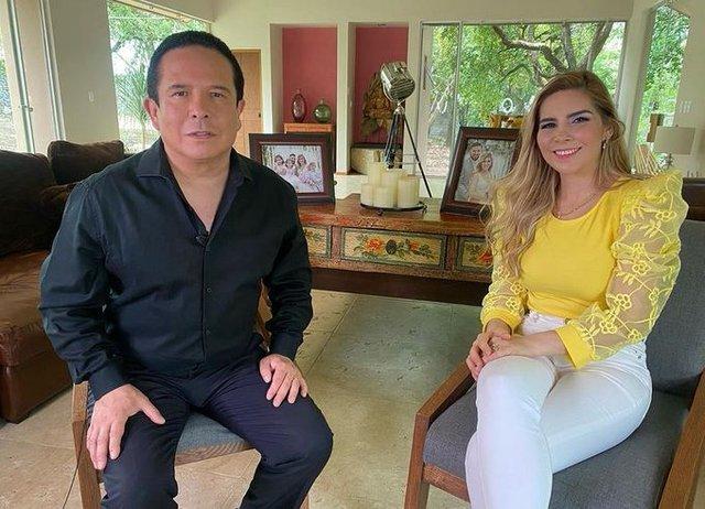 Entrevista completa Karla Panini con Gustavo Adolfo Infante en Vivo – Sábado 6 de Junio del 2020