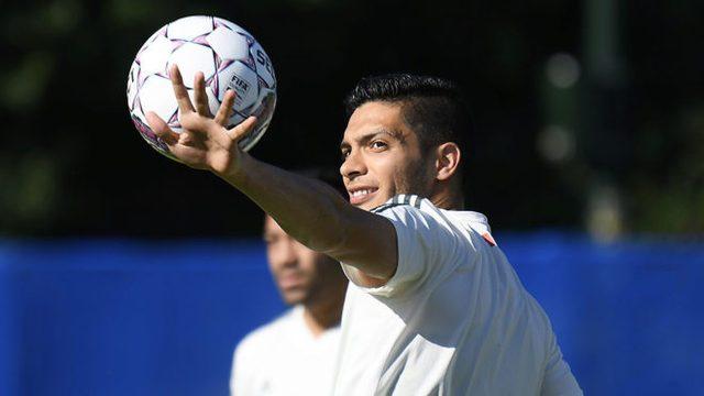 El nuevo equipo de Raúl Jiménez