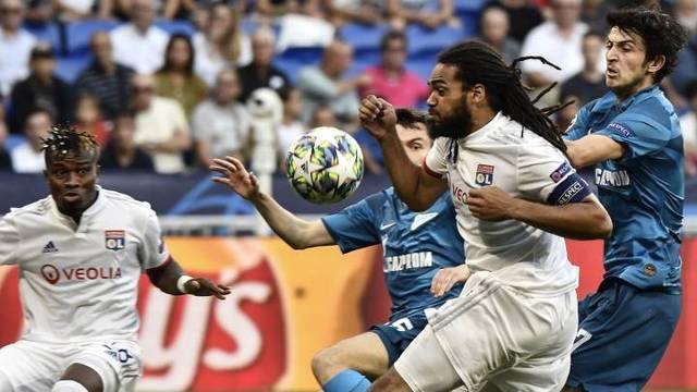 Resultado Lyon vs Zenit St Petersburg- Fase de Grupos –  Champions League