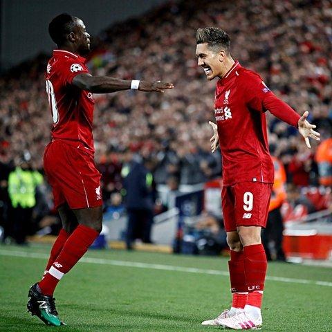 Resultado Liverpool vs Porto – Cuartos  de Final –  Champions League
