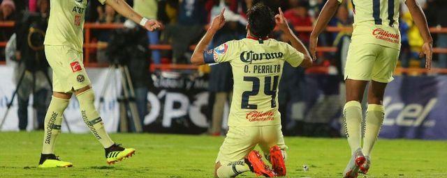 Oribe Peralta anota gol después de cinco meses