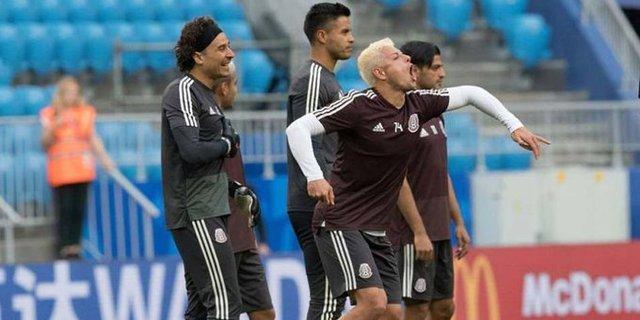Javier 'Chicharito' Hernández será uno de los 60 jugadores de la lista preliminar para Copa Oro