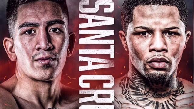 Gervonta Davis vs Leo Santa Cruz en Vivo – Box – Sábado 31 de Octubre del 2020