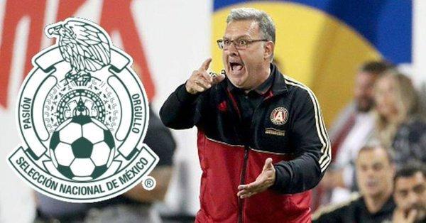 El 'Tata' es el nuevo técnico de la  Selección Mexicana  impuesto por los federativos
