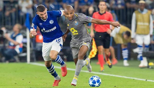 Resultado del Schalke 04 vs FC Porto – Fase Grupos – Champions League