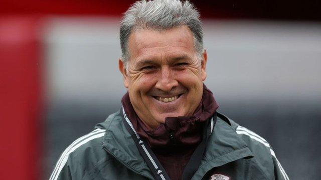 Tata Martino  ajusta a la Selección Mexicana para sus próximos compromisos