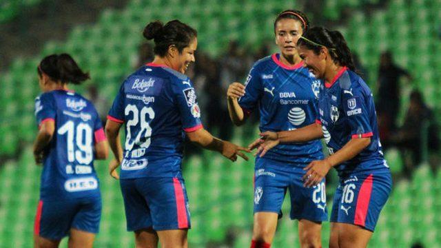 Resultado Santos vs Monterrey – J9 Apertura 2018- Liga MX Femenil