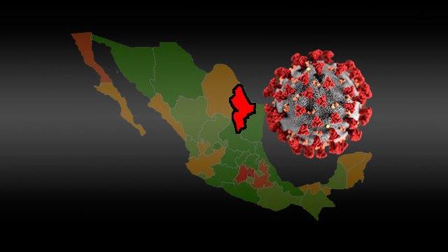 Casos confirmados en Nuevo León de Coronavirus (COVID-19) al Jueves 6 de Mayo del 2021 (Mañana)
