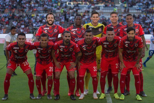 Veracruz ahora tiene 0 puntos, fue sancionado por FIFA