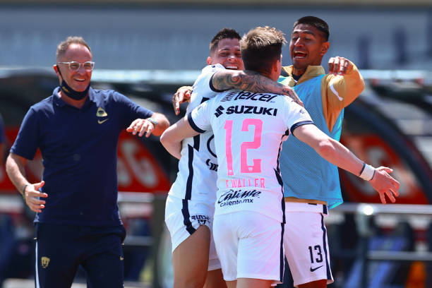 Resultado Pumas vs Toluca -J14- Guardianes 2020