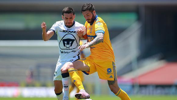 Resultado Pumas vs Tigres -Jornada 15 – Guardianes 2021