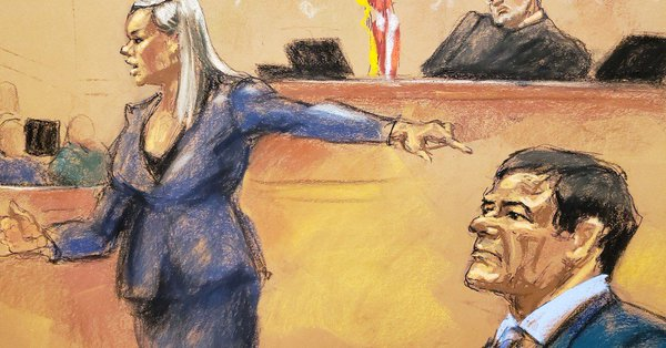 Jurado declara culpable a Joaquín 'El Chapo' Guzmán
