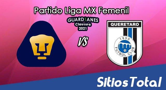 Pumas vs Querétaro en Vivo – Transmisión por TV, Fecha, Horario, MxM, Resultado – J15 de Guardianes 2021 de la Liga MX Femenil