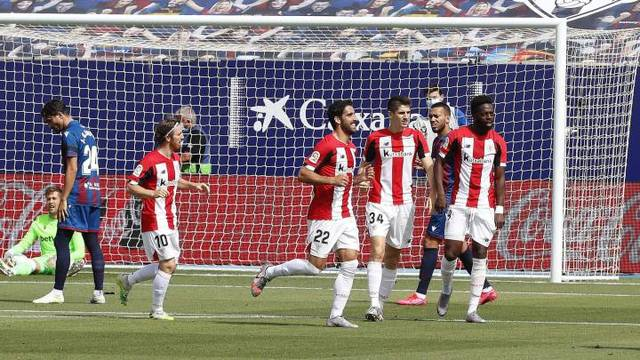 Resultado Levante vs Athletic – J36 – La Liga