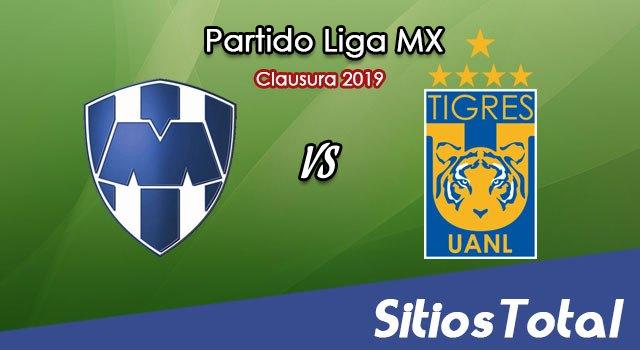 Ver Monterrey vs Tigres en Vivo – Semifinal Ida – Clausura 2019 de la Liga MX