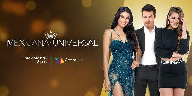 Mexicana Universal en Vivo – Domingo 16 de Junio del 2019