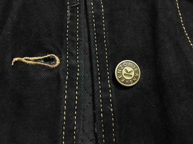 KENZO PARIS Giacca Donna Jeans Denim Jersey Woman Jacket Blazer Sz.M - 44 a13e8cbfeb3
