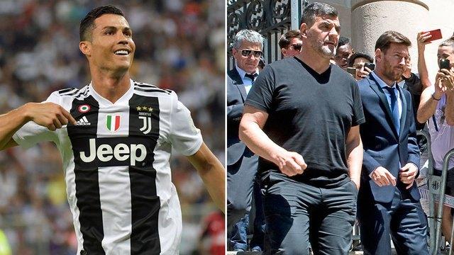 Cristiano Ronaldo quiere que le dejen entrar a la audiencia evitando a la prensa