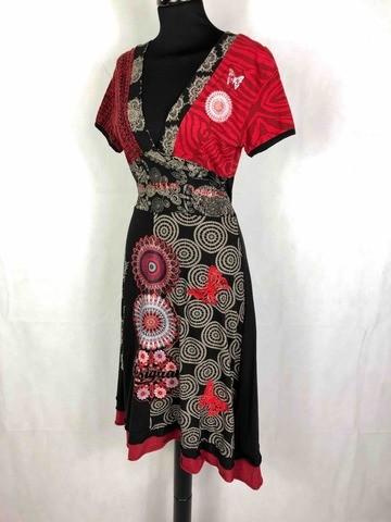 Desigual Dress Always Vestido para Mujer