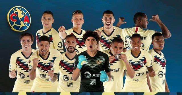 Alineaciones confirmadas América vs Tigres -J6- Apertura 2019