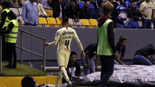 Edson Álvarez se perderá el Clásico Nacional