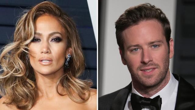 Jennifer Lopez y Armie Hammer protagonizan película Shotgun Wedding