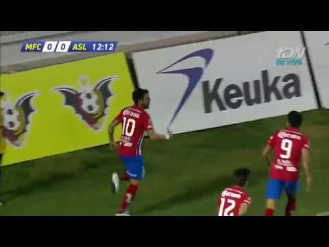 Resultado Murcielagos FC vs Atlético San Luis  en Jornada 6 del Clausura 2018