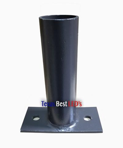 PMV 90 Degree Wall Mount Bracket for slipfitter Shoebox//Floodlight//Area Light