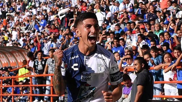 Víctor Guzmán no descarta la posibilidad de regresar a Chivas