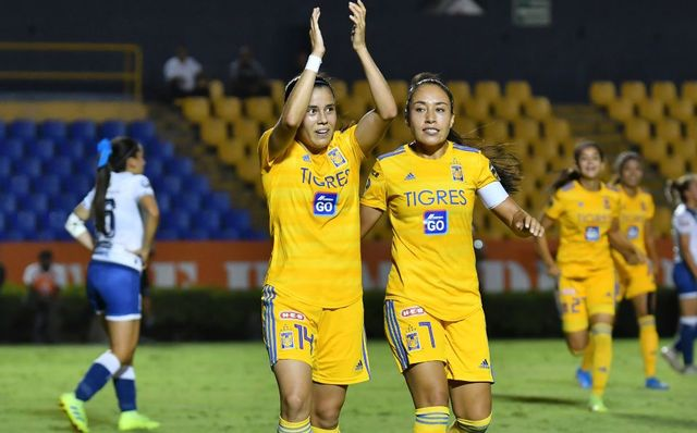 Resultado Tigres vs Puebla – J6 – Apertura 2019 – Liga MX Femenil