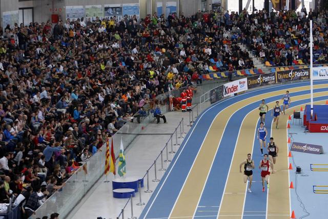 Campeonato de España en pista cubierta Valencia en Vivo – Viernes 16 de Febrero del 2018