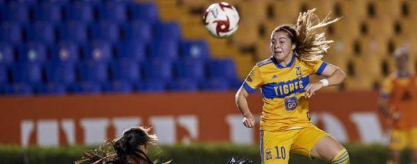 Tabla de goleo individual del Torneo guard1anes 2020 de la Liga MX Femenil