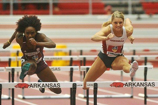 SEC Indoor Track & Field Championships – NCAA Track and Field en Vivo – Domingo 25 de Febrero del 2018