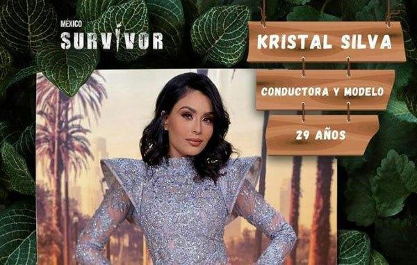 Kristal Silva participante de Survivor 2021