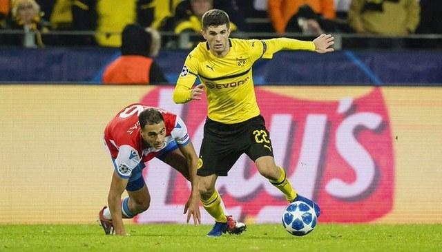 Resultado del Borussia Dortmund vs Club Brugge – Fase Grupos – Champions League