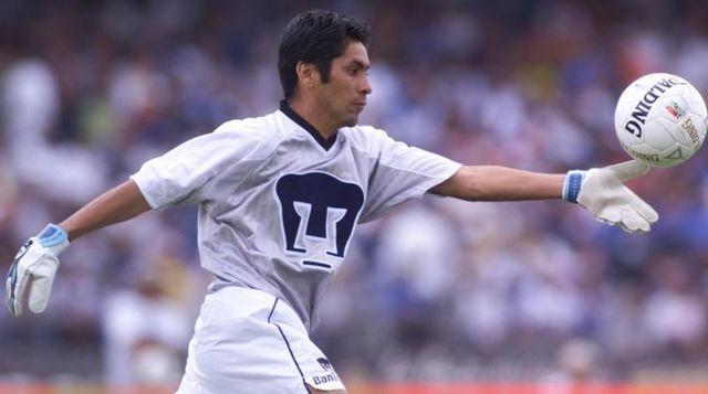 Jorge Campos el mejor portero en la historia de México