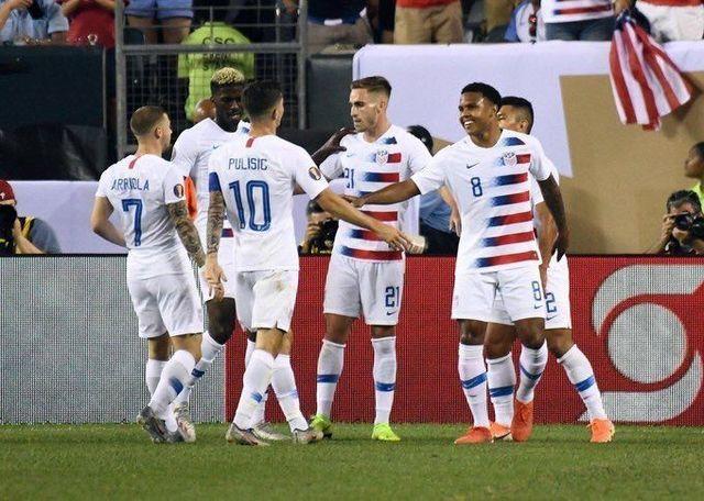 Resultado Estados Unidos vs Curazao – Cuartos de Final – Copa de Oro 2019