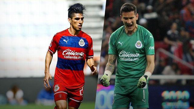 Necaxa se cobrara el adeudo de Chivas con jugadores