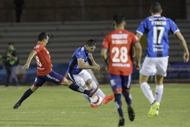 Resultado Querétaro vs Cimarrones de Sonora en J5 de Copa MX