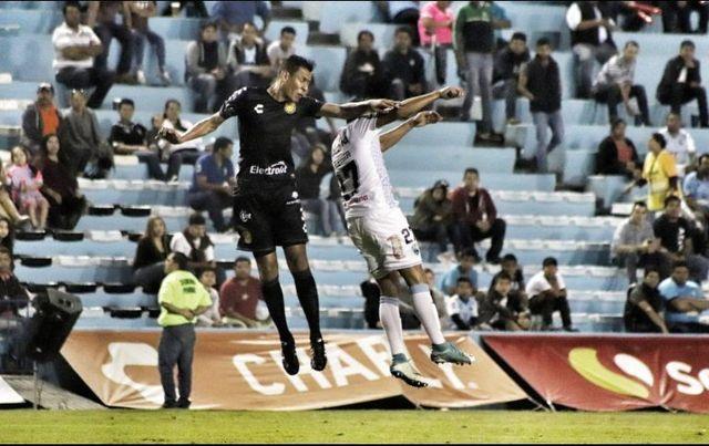 Resultado  Tampico Madero vs Leones Negros en Jornada 8 del Clausura 2018