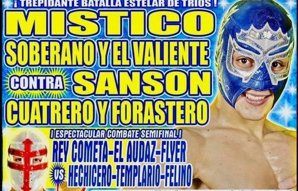 Lucha Libre CMLL de Nuevos Valores en Vivo – Martes 25 de Junio del 2019