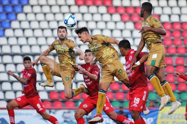 Resultado Mineros de Zacatecas vs Potros UAEM – J6 –  del Apertura 2019