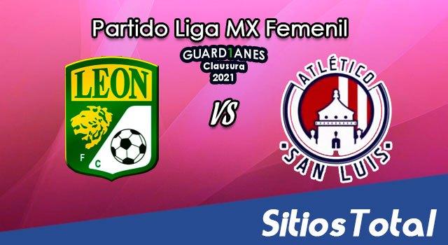 León vs Atlético San Luis en Vivo – Transmisión por TV, Fecha, Horario, MxM, Resultado – J15 de Guardianes 2021 de la Liga MX Femenil