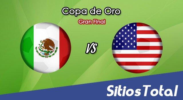 México vs Estados Unidos en Vivo – Final Copa de Oro – Domingo 7 de Julio del 2019