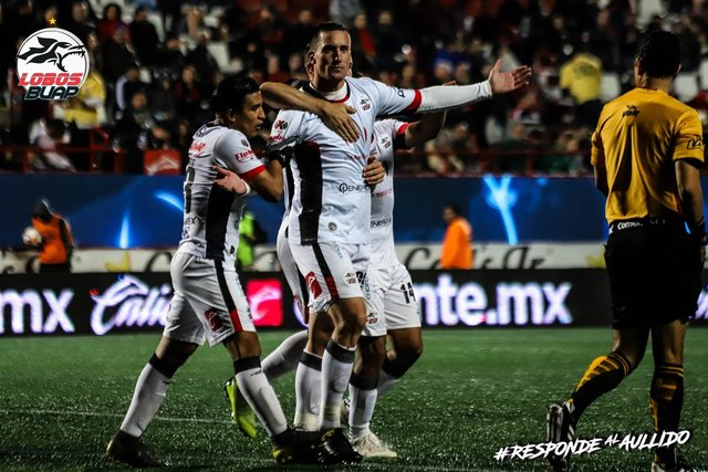 Resultado Xolos Tijuana vs Lobos BUAP J15 de Clausura 2019