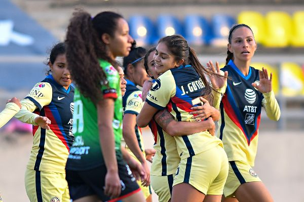 Resultado América vs FC Juárez – Jornada 2- Guardianes 2021-  Liga MX Femenil