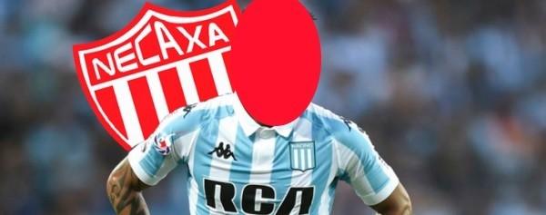Necaxa puede fichar a polémico jugador argentino